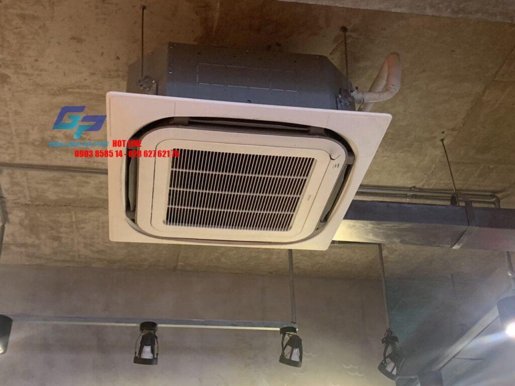 Bảo trì máy lạnh âm trần cassette