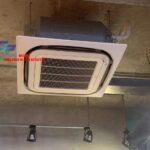 Bảo trì máy lạnh âm trần cassette quận 1