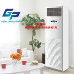 Vệ sinh máy lạnh tủ đứng quận 1